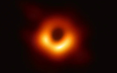 THE BLACK HOLE PHOTO